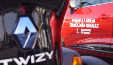 Evento Renault busca piloto