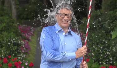 Ice Bucket Challenge, una moda muy solidaria