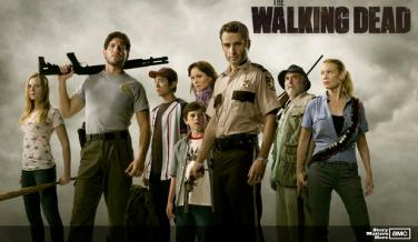 The Walking Dead, una de las series más pirateadas de 2014