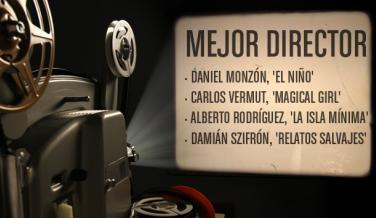 Nominados a los premios Goya 2015: Mejor director