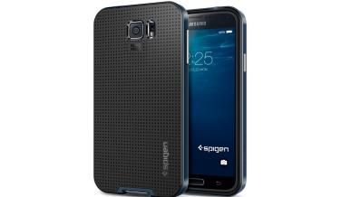 Uno de los diseños del Samsung Galaxy S6 hecho por el fabricante de fundas Spiegel