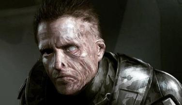 Diseños de Neill Blomkamp para Alien 5
