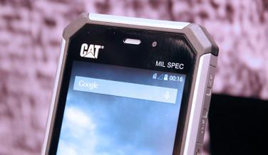 La cámara frontal del CAT S50 es VGA