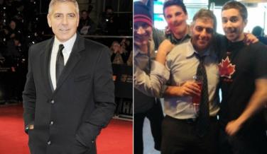 El parecido razonable del doble anónimo de George Clooney