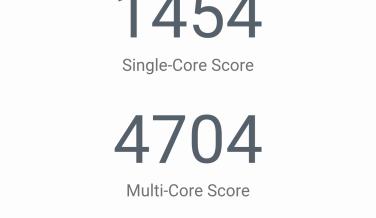 Benchmark Samsung Galaxy S6 Edge