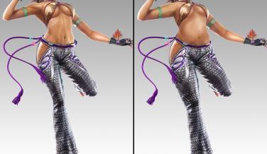 Las mujeres en los videojuegos y los trastornos alimenticios, con cuerpos de mujeres reales.