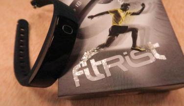 Intex Fitrist junto con su caja