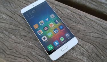 Imagen frontal del Xiaomi Mi5