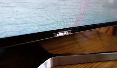 "imagen del Samsung KS9000 de 65"""