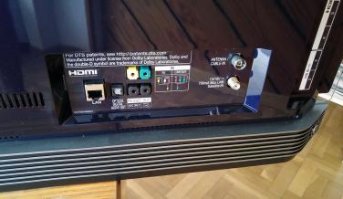 Imágenes del LG OLED65E6V