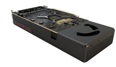 RX 480 con diseño de referencia