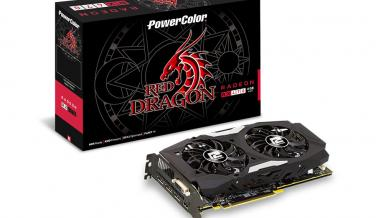 Powercolor RX 470 Red Dragon