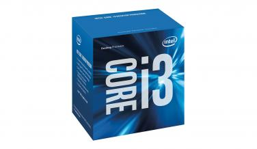Procesador Intel Core i3 6100 para la configuración de pc gamer por menos de 600 €