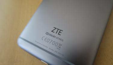 Galería de imágenes del ZTE Axon 7