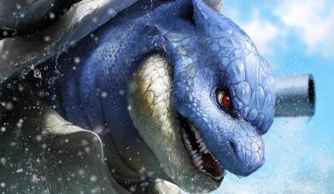 Pokémon con aspecto realista