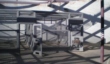 Prisión ADX Florence en Colorado (EE.UU)