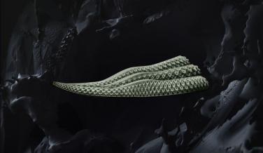 Adidas revela el primer zapato impreso en 3D que comercializará