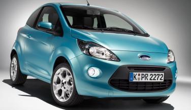 El Ford Ka es un interesante urbano basado en el llamativo Fiat 500 pero resulta más barato: desde 8.800 euros.
