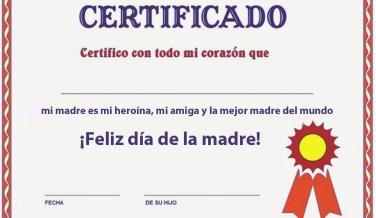 Felicitaciones y frases originales para el día de la Madre