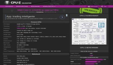 Benchmarks del Acer Aspire VX 15