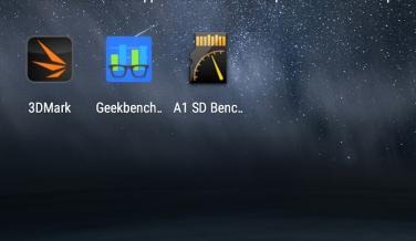 Interfaz del Nokia 3