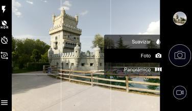 Aplicación de cámara del Nokia 3