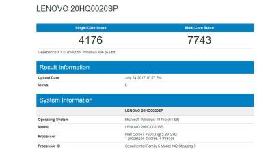 Rendimiento del Lenovo Thinkpad X1 Carbon