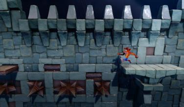 Crash Bandicoot N. Sane Trilogy Stormy Ascent