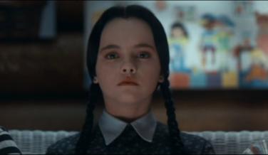 Miércoles Addams.