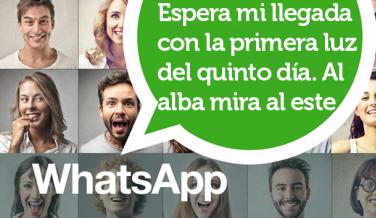 frases frikis de películas para whatsapp