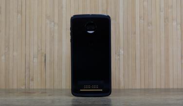 Diseño del Moto Z2 Force: Fotos del móvil de gama alta