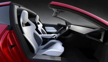 Fotos del nuevo Tesla Roadster