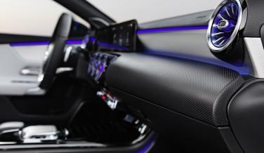 Así es el interior del Mercedes Clase A (2018)