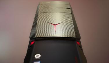 Frontal del Lenovo Legion Y920 Tower