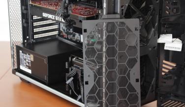 Refrigeración del Lenovo Legion Y920 Tower
