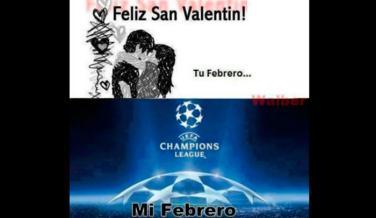 Memes e imágenes graciosas para enviar por San Valentín