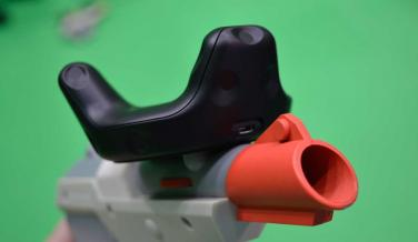 Sensor de pistola de HTC Vive