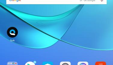 Software Huawei MediaPad M5 10