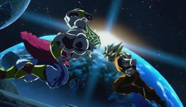 Dragon Ball FighterZ - DLC de Broly y Bardock