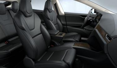Interior Tesla Model S y Model X