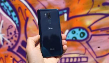 Diseño del LG G7