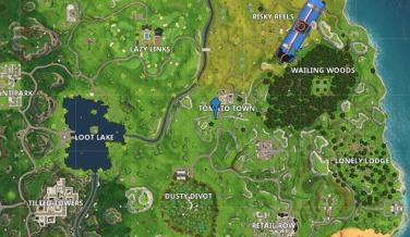 Mapa del tesoro de Carretes Comprometidos