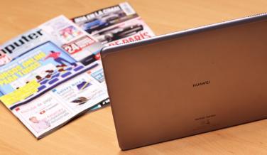 Diseño de la Huawei MediaPad M5 Lite 10