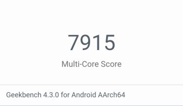 Oppo Find X benchs