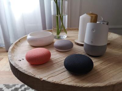 Google Home and Home Mini