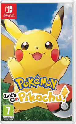 Pokémon: Let's Go Pikachu!