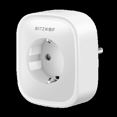 Enchufe inteligente BlitzWolf con medidor de consumo eléctrico