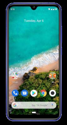 Xiaomi Mi A3 PNG