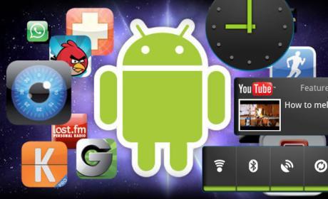 Pantalla Tablet Android