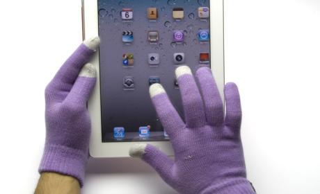 Guantes iPad